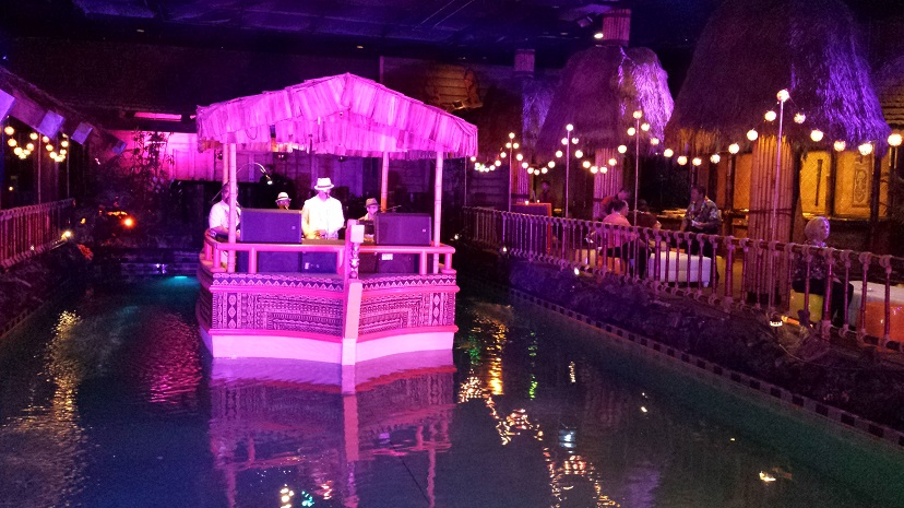 The Tonga Room - 70 Years, and Still Raining!