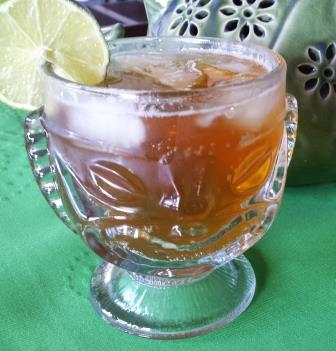 Dark stormy drink recipe