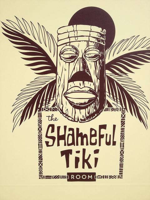 shameful Tiki Vancouver