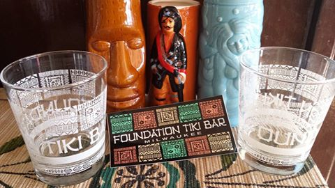 Foundation Tiki Bar Milwaukee